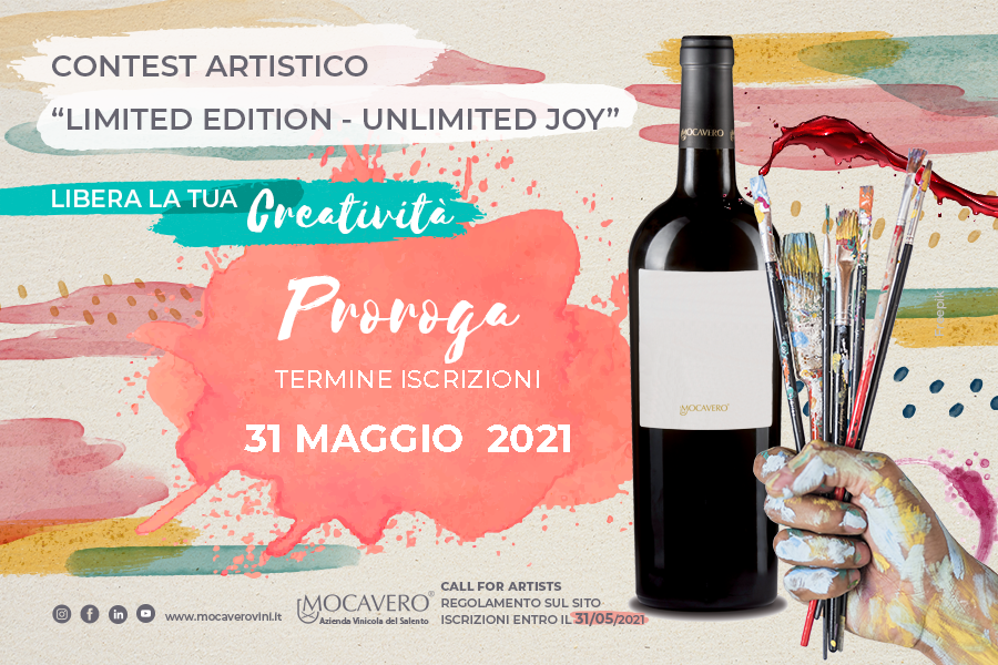 proroga-Limited edition, Unlimited Joy