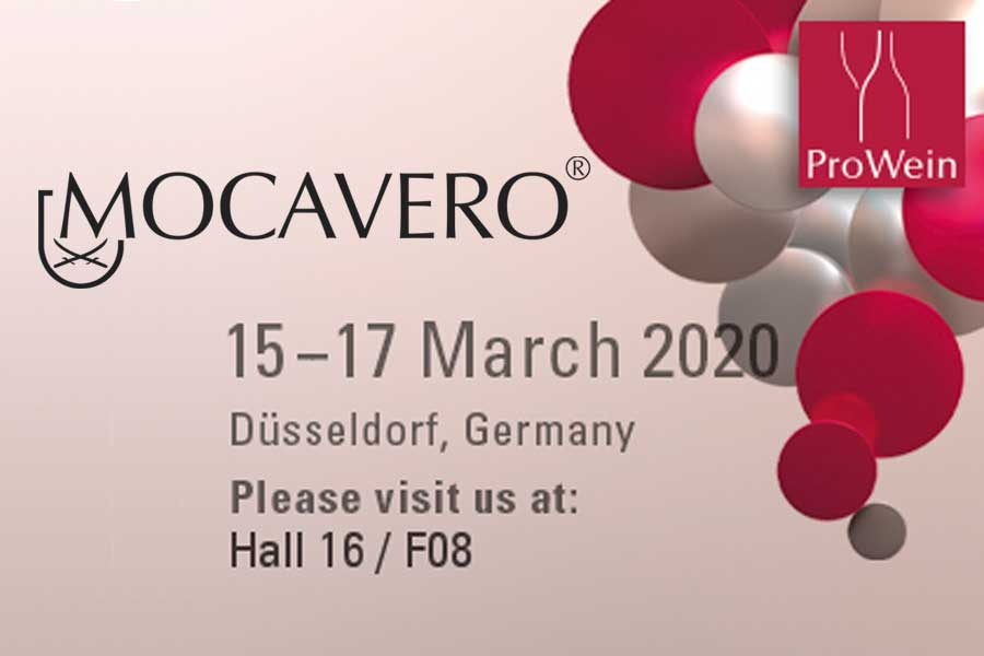 Mocavero takes part to Prowein 2020
